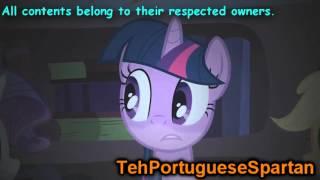 getlinkyoutube.com-[Sparta Venom Mix] Twilight Sparkle: THE HEADLESS HORSE! (My Version)