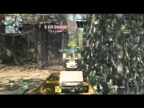 Black Ops: 76-1 Killstreak OWNAGE!