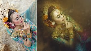 getlinkyoutube.com-Tutorial Photoshop Indonesia - BLEND & RETOUCHING PHOTO EFFECT