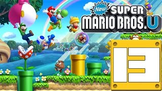 getlinkyoutube.com-New Super Mario Bros Wii U! Capitulo 13!
