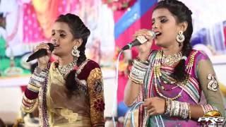 getlinkyoutube.com-Na Na Baje Ghughara | SONANA Bheruji Bhajan | PRIYA & PRITI | Badgawda Live 2016 | Rajasthani Bhajan