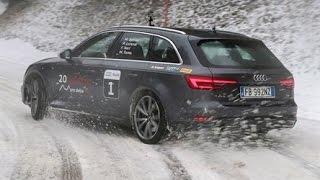 getlinkyoutube.com-Audi 24 Ore delle Alpi 2016 - Come si è comportata la nostra A4 Avant quattro