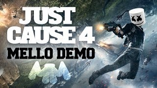 Just Cause 4 Gamescom Demo   Gaming With Marshmello