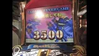 getlinkyoutube.com-【メダルゲーム】 スピンフィーバー夢幻のオーケストラ 穴塞ぎイベント&強制終了・・・
