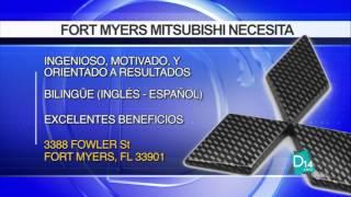 Fort Myers Mitsubishi está contratando
