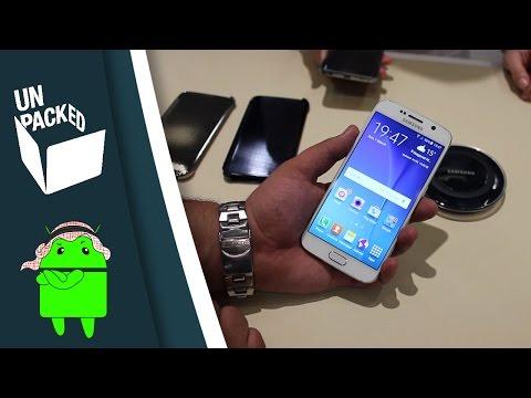 أول نظرة على الـ Galaxy S6