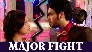 Vivian-Dsena-and-Drashti-Dhami-MAJOR-FIGHT-on-Madhubala-Sets width=