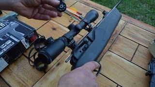 getlinkyoutube.com-Пневматическая винтовка Umarex 850 Air Magnum