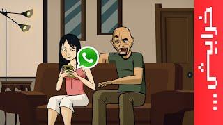 الواتس اب والعلاقة الزوجية #حوا