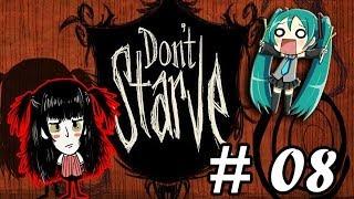 getlinkyoutube.com-Don't Starve (Mod miku) # 08 : หนูมิกุกับการเอาชีวิตรอดดดดดด