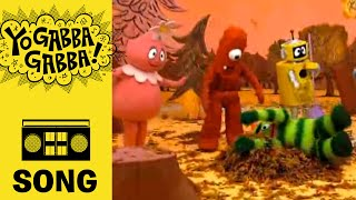 getlinkyoutube.com-The Leaves are Falling - Yo Gabba Gabba!
