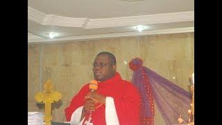 Rev Fr Mario David Dibie- Conquering Obstacles- CEMADONTV