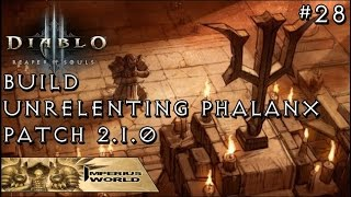 getlinkyoutube.com-DIABLO 3 REAPER OF SOULS #28 - BUILD CRUZADO FALANGE IMPLACAVEL