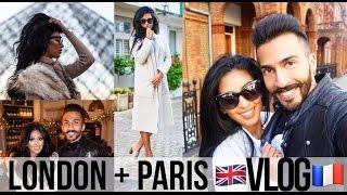 getlinkyoutube.com-Paris & London Travel Diary | With my Husband | New Years Vlog 2016 #irenesarahtravels