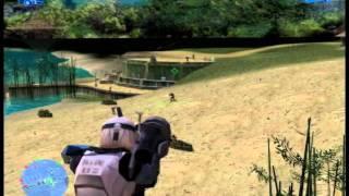 getlinkyoutube.com-Let's Play Star Wars: Battlefront - part 7: Steve