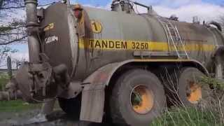 MAJOR Tandem Axle Tanker