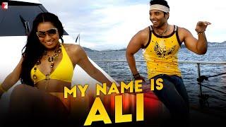 My Name Is Ali - Full Song | Dhoom:2 | Uday Chopra | Bipasha Basu