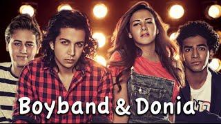 getlinkyoutube.com-دنيا سمير غانم و بوي باند ـ المصالح | Donia Samir Ghanem ft. Boyband