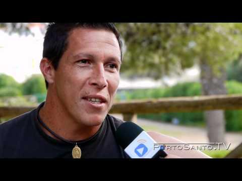 Despedida de Leo Oliveira, Ex-jogador do Portosantense