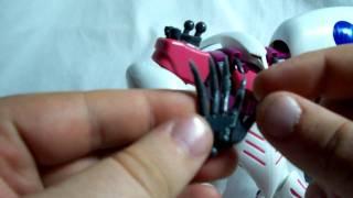 getlinkyoutube.com-Gundam Review: MG Qubeley