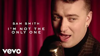 getlinkyoutube.com-Sam Smith - I'm Not The Only One
