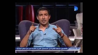 getlinkyoutube.com-بركات ملك الحركات | مسخرة.. رد فعل سعد سمير لما الساحر صغر زجاجة المياة