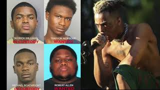 Four Men Indicted In XXXTentacion Case, 2 Men Still On The Run As Police Try To Get Others To Snitch width=