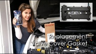 getlinkyoutube.com-VALVE COVER GASKET REPLACEMENT!
