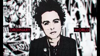 ORDINARY WORLD - GREEN DAY  karaoke version ( no vocal ) lyric instrumental