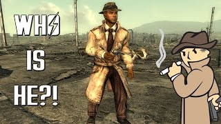 getlinkyoutube.com-FALLOUT 4: Who Is The Mysterious Stranger?! - The Investigation Begins!