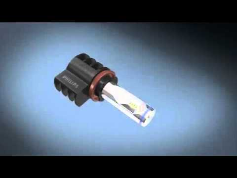 Видео обзор автомобильных ламп Philips X-tremeVision LED