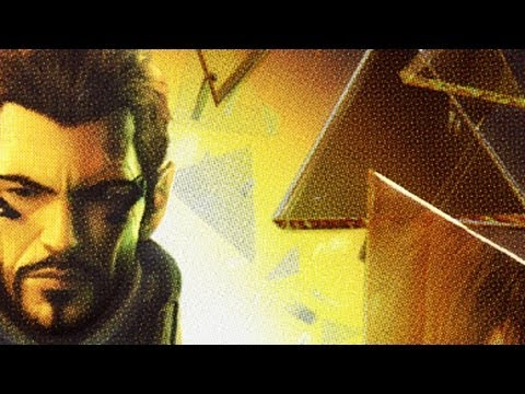 Classic Game Room - DEUS EX HUMAN REVOLUTION review