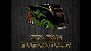 getlinkyoutube.com-[Review]Gta San Mod รถบัสตูมตาม [LinkDownload]