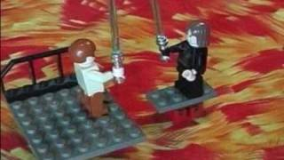 getlinkyoutube.com-Lego Star Wars: Lightsaber Duels--Revenge of the Sith