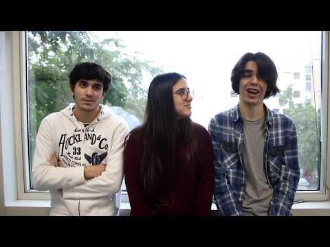 Opiniones de Jose, Elena y Ángel, sobre la FP de Creación de Videojuegos