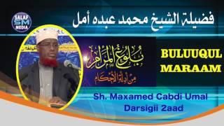 D 2aad || Buluuqul maraam || Sh Maxamed Cabdi Umal