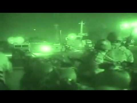 Special Forces Firefight