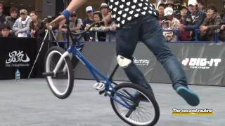 King of Ground BMXフラットランド全日本選手権2010Round1≪ProSemiFinalGroupC≫