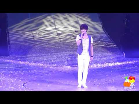 [Fancam] 110130 Super Junior SS3 Singapore - Yesung Solo - It Has To Be You