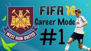 getlinkyoutube.com-FIFA 16 | West Ham Career | #1 | Getting Started