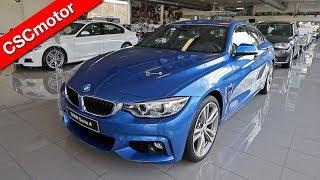 getlinkyoutube.com-BMW Serie 4 Gran Coupe - 2015 | Revisión en profundidad y encendido