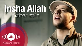 Maher Zain - Insha Allah | Vocals Only - Official Music Video