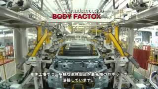 getlinkyoutube.com-ขั้นตอนการผลิตรถ ISUZU ขวัญใจขาซิ่ง
