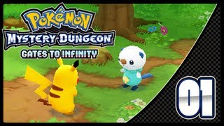 getlinkyoutube.com-Pokémon Mystery Dungeon: Gates to Infinity - Episode 1