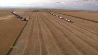 getlinkyoutube.com-14 Case IH Axial Flow 8010  Mähdrescher  Harvest  Farm TV