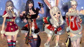 getlinkyoutube.com-【Blade & Soul】 Aetheria's Female Profiles [6]