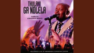 Dabula Amazulu Wehle (Live) width=