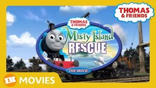 Thomas & Friends: Misty Island Rescue DVD In Stores Now!