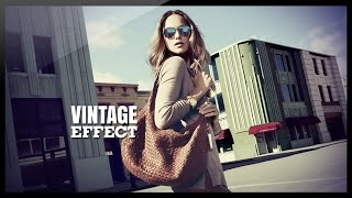 getlinkyoutube.com-Photoshop Tutorial Photo Effects - Vintage Effect