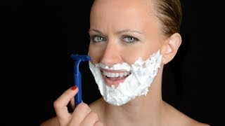 getlinkyoutube.com-How to Stop Facial Hair Growth in Women